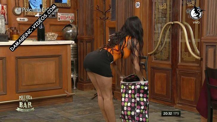 Soledad Cescato hot upskirt Damageinc Videos HD