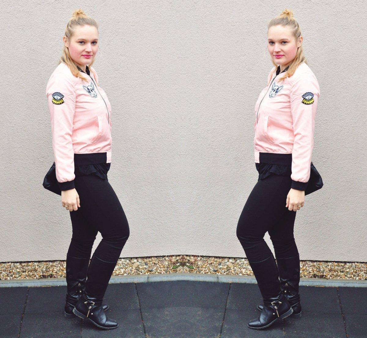 legginsy_stylizacja_kurtka