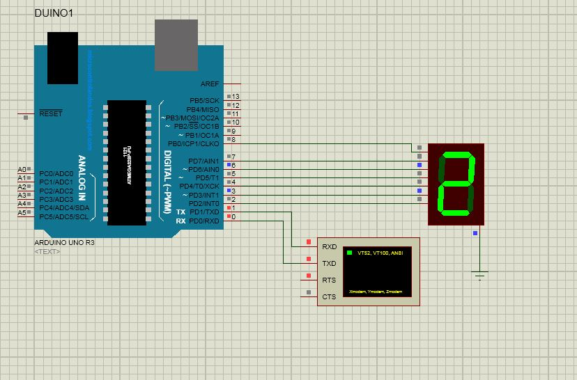 diagram of an atom with labels warn atv winch parts my tinkering arduino: seven segment led display arduino and proteus