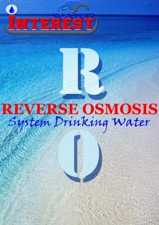 فلاتر تناضح عكسى من ووتر أنترست لأنظمة معالجة المياه