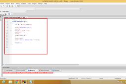 Program Menampilkan Perpangkatan 3 C++