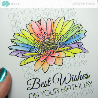 Best Wishes detail - photo by Deborah Frings - Deborah's Gems