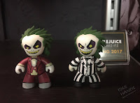 Toy Fair 2017: Mezco's Horror Toys Mezitz Beetlejuice