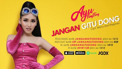 Download Lagu Ayu Ting Ting Jangan Gitu Dong Mp3 Terbaru