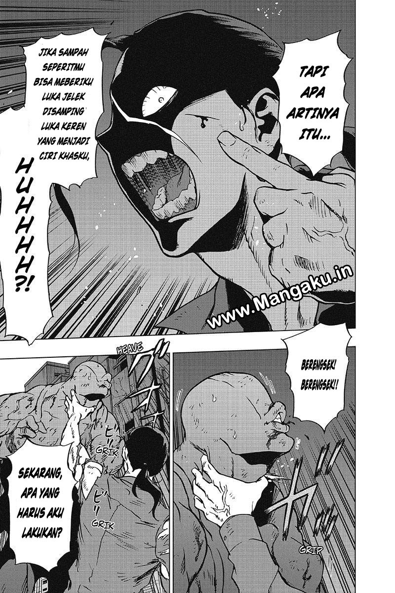 Boku no Hero Academia Illegal Chapter 41-16