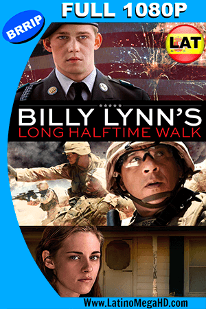 Billy Lynn: Honor y Sentimiento (2016) Latino FUL HD 1080P ()