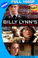 Billy Lynn: Honor y Sentimiento (2016) Latino FUL HD 1080P - 2016