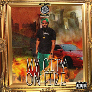 Dj Young Samm - My City On Fire