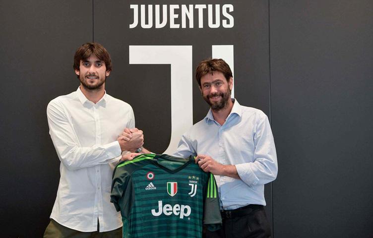 Zvanično: Mattia Perin je golman Juventusa