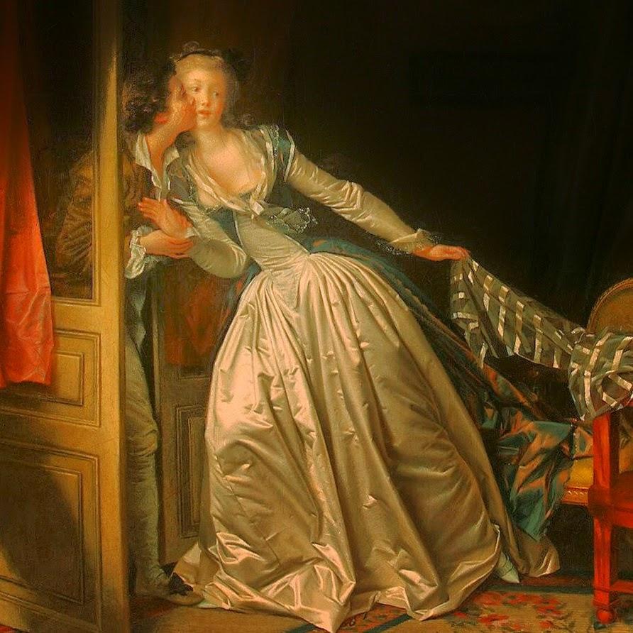 JeanHonoré Fragonard Rococo Era Painter TuttArt Pittura - Rococo painting
