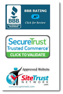 Encryptomatic LLC, A+ member of Better Business Bureau