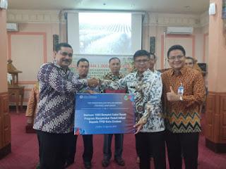 KPw Bank Indonesia Propinsi Jawa Barat Salurkan 1000 Bibit cabai
