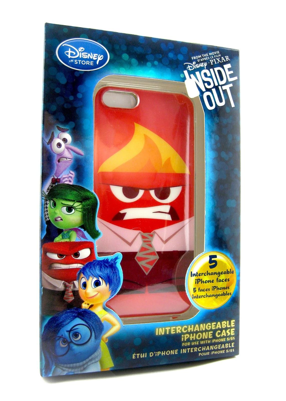 quality design bb653 f64b6 Dan the Pixar Fan: Inside Out: Interchangeable iPhone Case (Disney ...