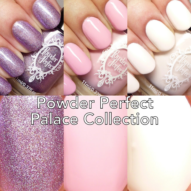 Powder Perfect Palace Collection