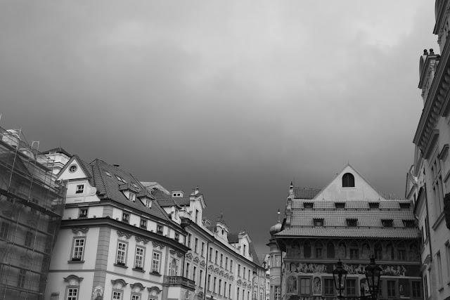 Mustavalkoisia muistoja Prahasta 12