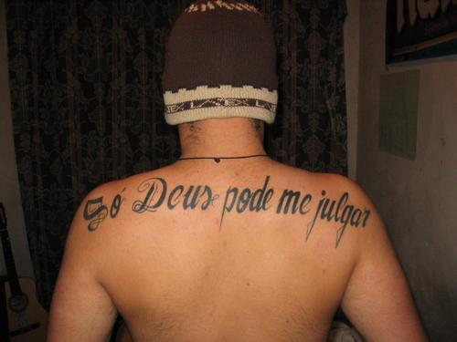 Frases Curtas De Deus Para Tatuagem