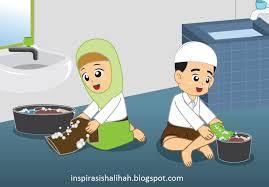 praktek mencuci syariat islam