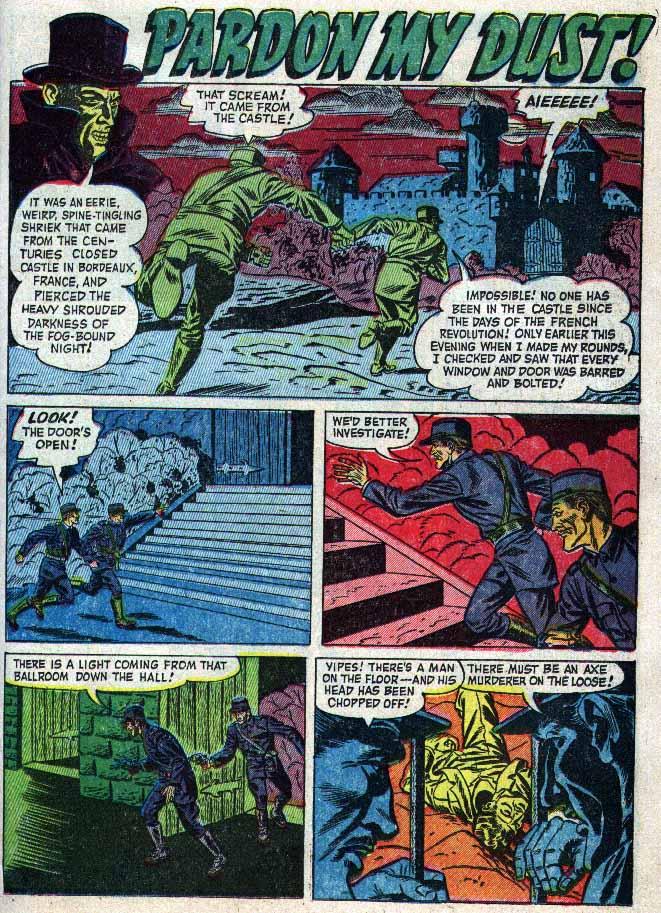 Read online WHIZ Comics comic -  Issue #154 - 23