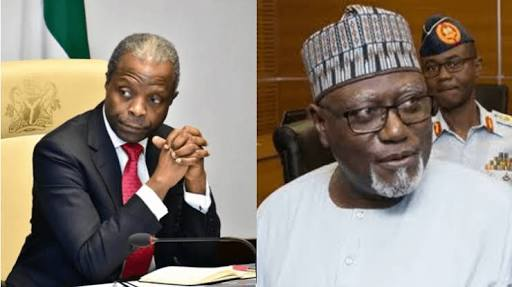 Buhari Not Happy With Osinbajo Over Sack Of Daura?
