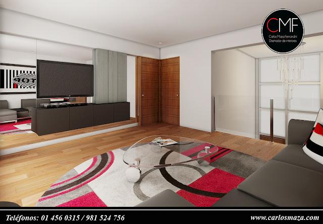Diseñador de Interiores Miraflores Lima