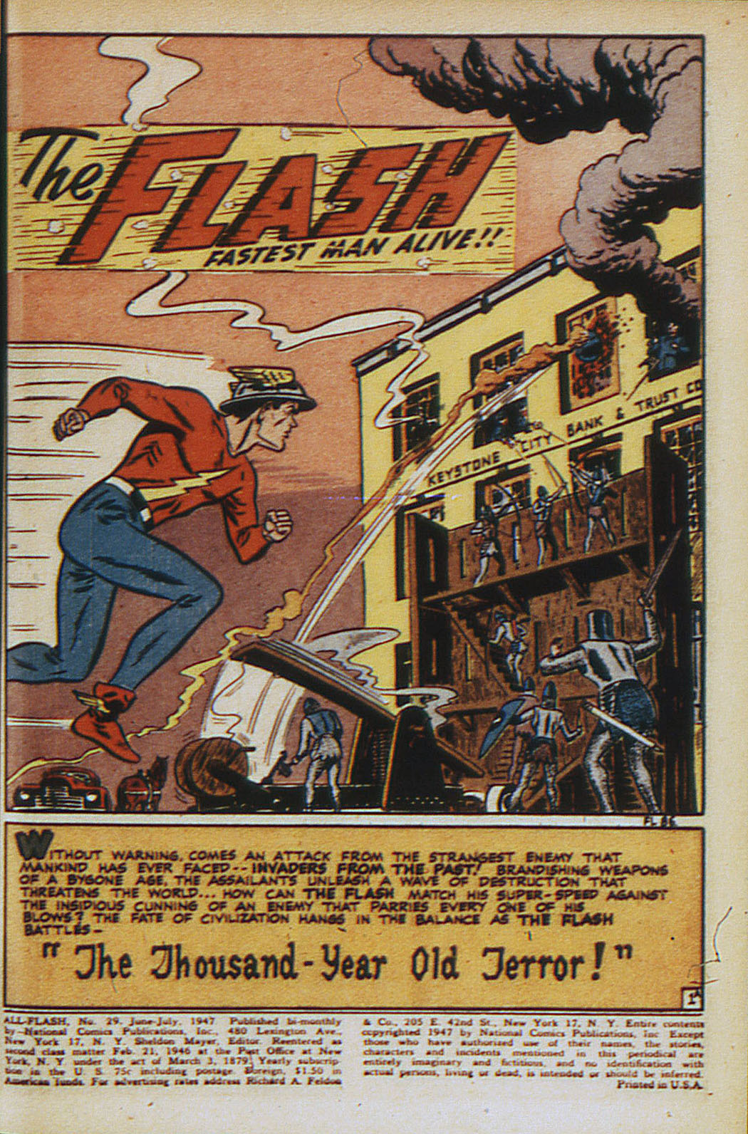 Read online All-Flash comic -  Issue #29 - 3