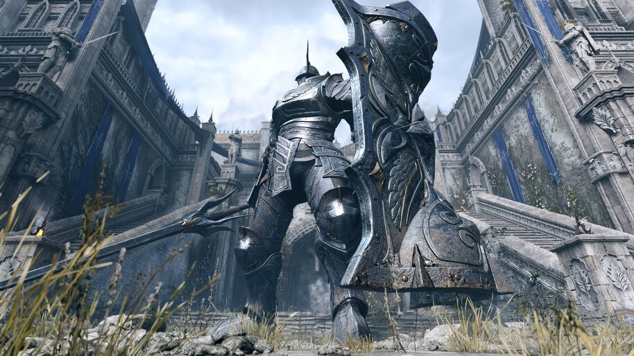 Demons Souls, Remake, PS5, Tower Knight, 4K, #5.2222