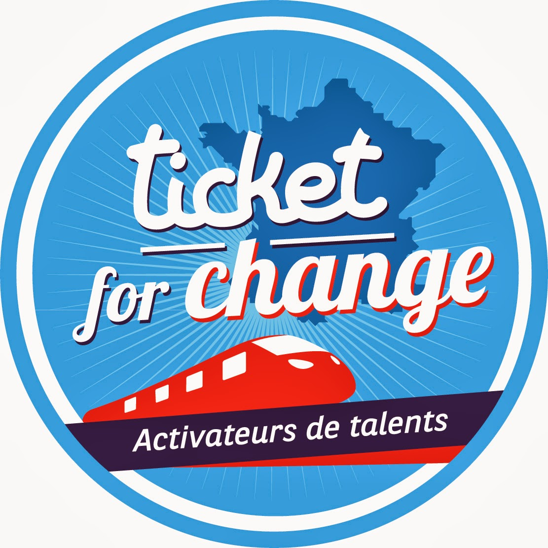 ticket for change   saute dans le train
