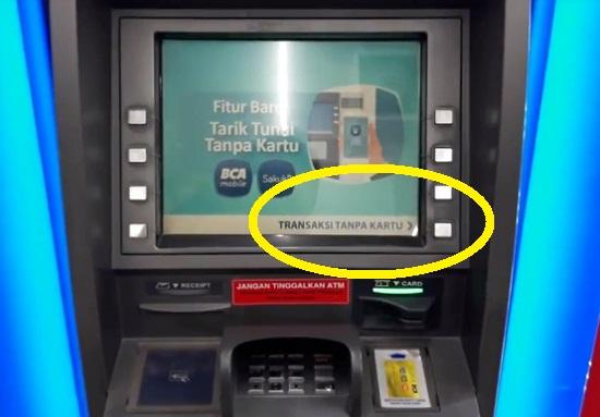 Mengunjungi ATM BCA Terdekat