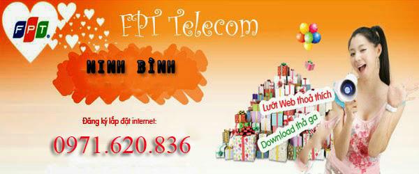 Đăng Ký Internet FPT Phường Đông Thành, TP Ninh Bình