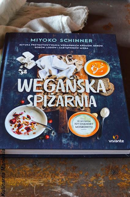"""""""Wegańska spiżarnia"""" recenzja książki"""