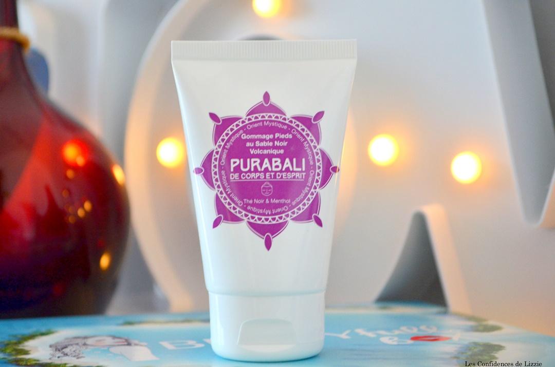 gomma pieds naturel - produit bio - produit de beaute - produits de beaute naturels - purabali