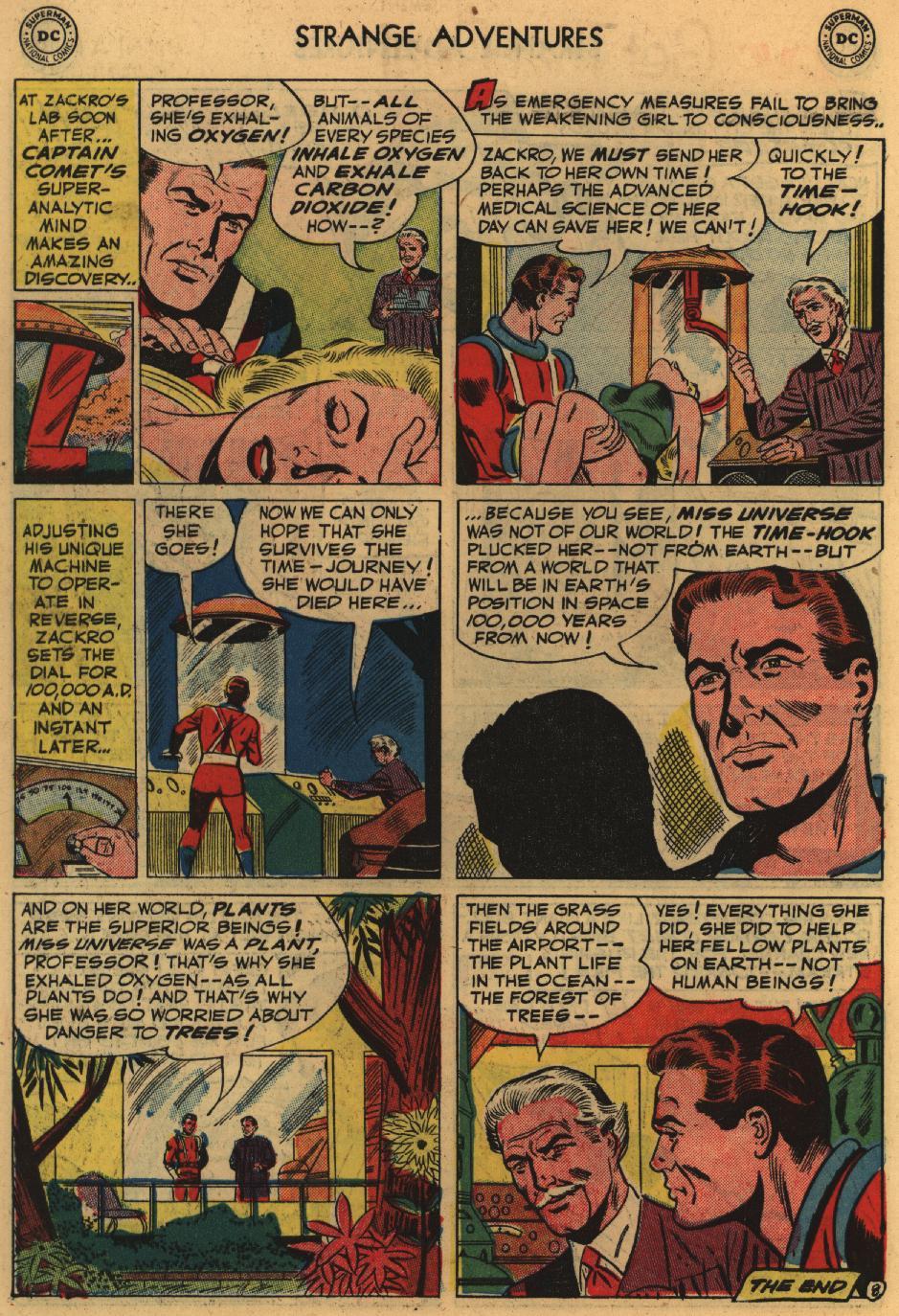 Strange Adventures (1950) issue 26 - Page 10