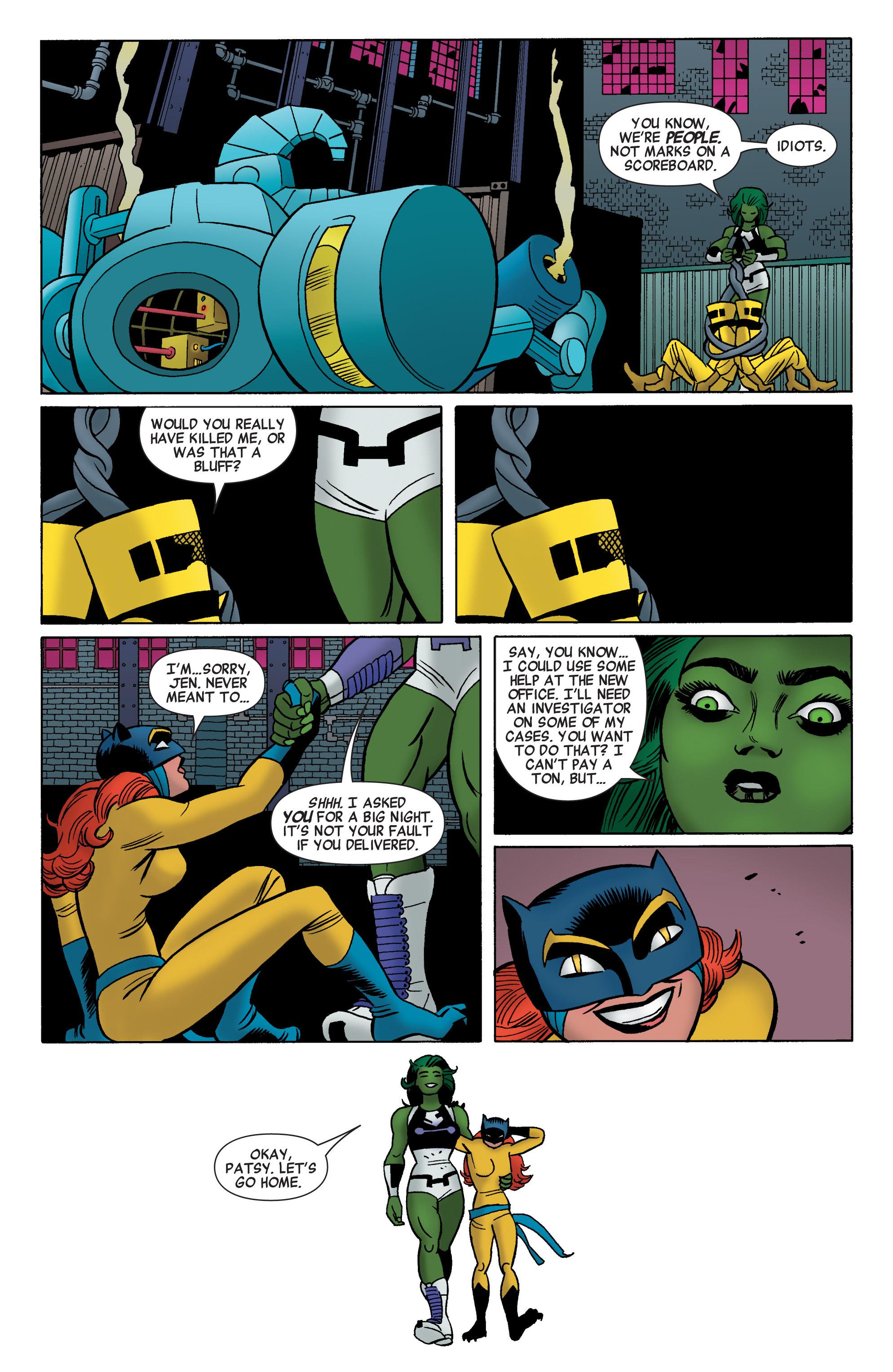 Read online She-Hulk (2014) comic -  Issue #2 - 17