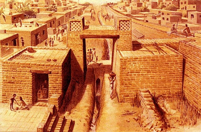 Town Planning in Rigveda