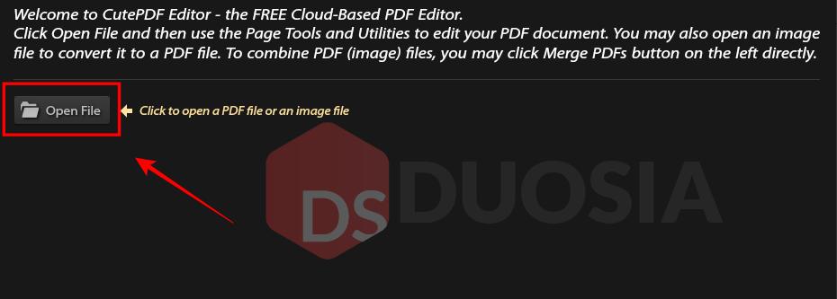 cara edit pdf tanpa software