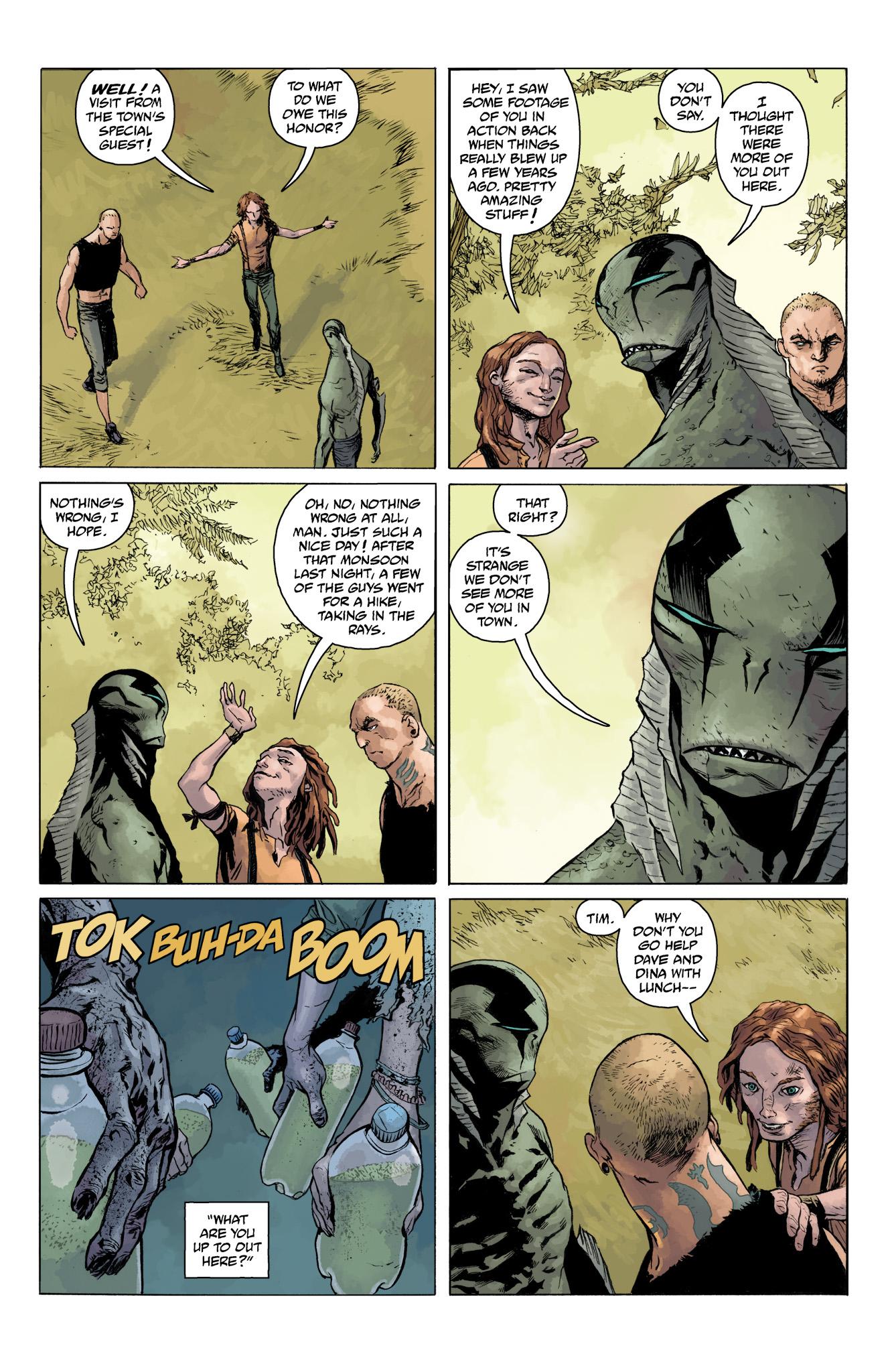 Read online Abe Sapien comic -  Issue #11 - 8