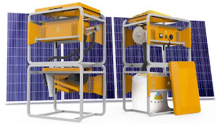 Agsol - A manufacturer of solar powered agro-processing machines