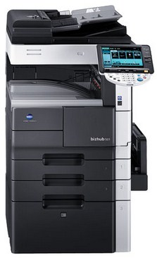 Konica Minolta Bizhub C550 Printer Driver Download