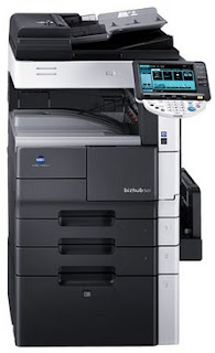 Konica Minolta Bizhub 501 Driver Printer Download