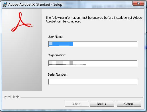 adobe acrobat 7.0 standard serial number free