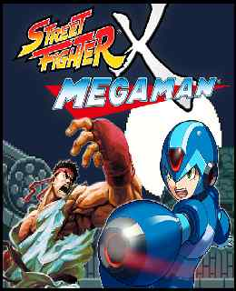 Street Fighter X Mega Man  wallpapers, screenshots, images, photos, cover, poster