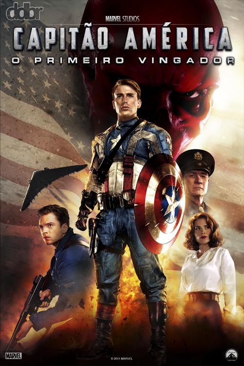 Capitão América - O Primeiro Vingador (2011)