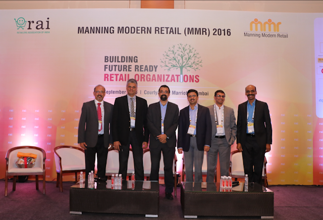 Retailers Association of India's 10th edition of Manning Modern Retail summit in Mumbai