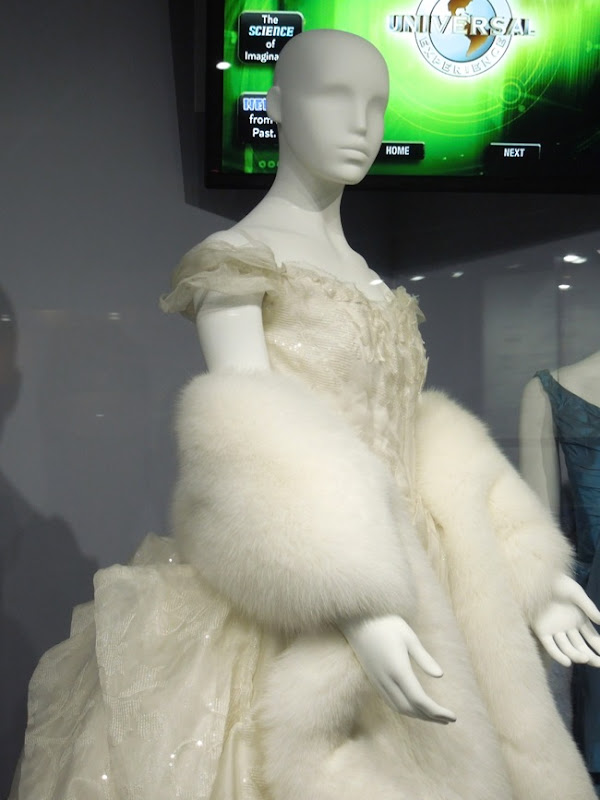 Anna Karenina white opera dress