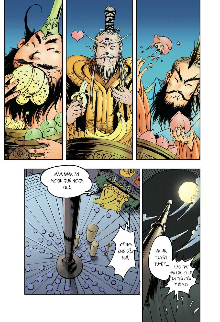Tây Du Ký màu - Chapter 86 - Pic 17