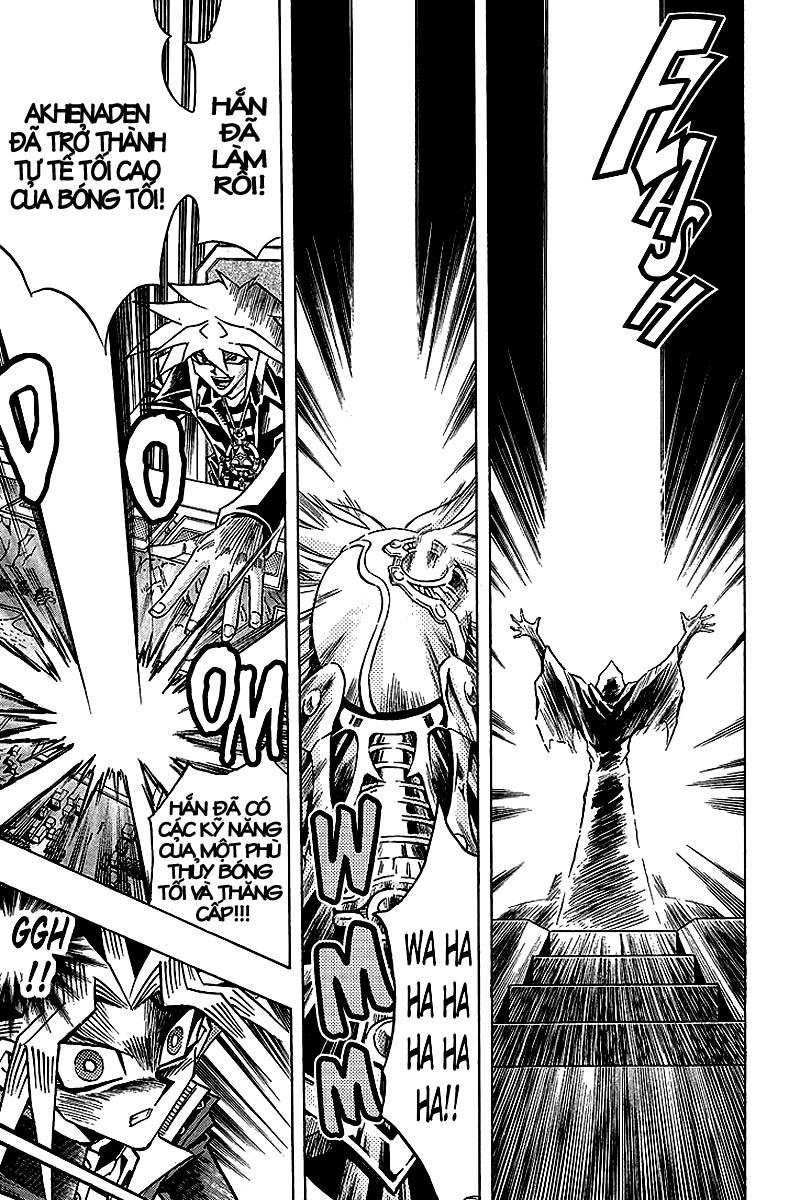 YUGI-OH! chap 321 - thần bóng tối thức tỉnh trang 12