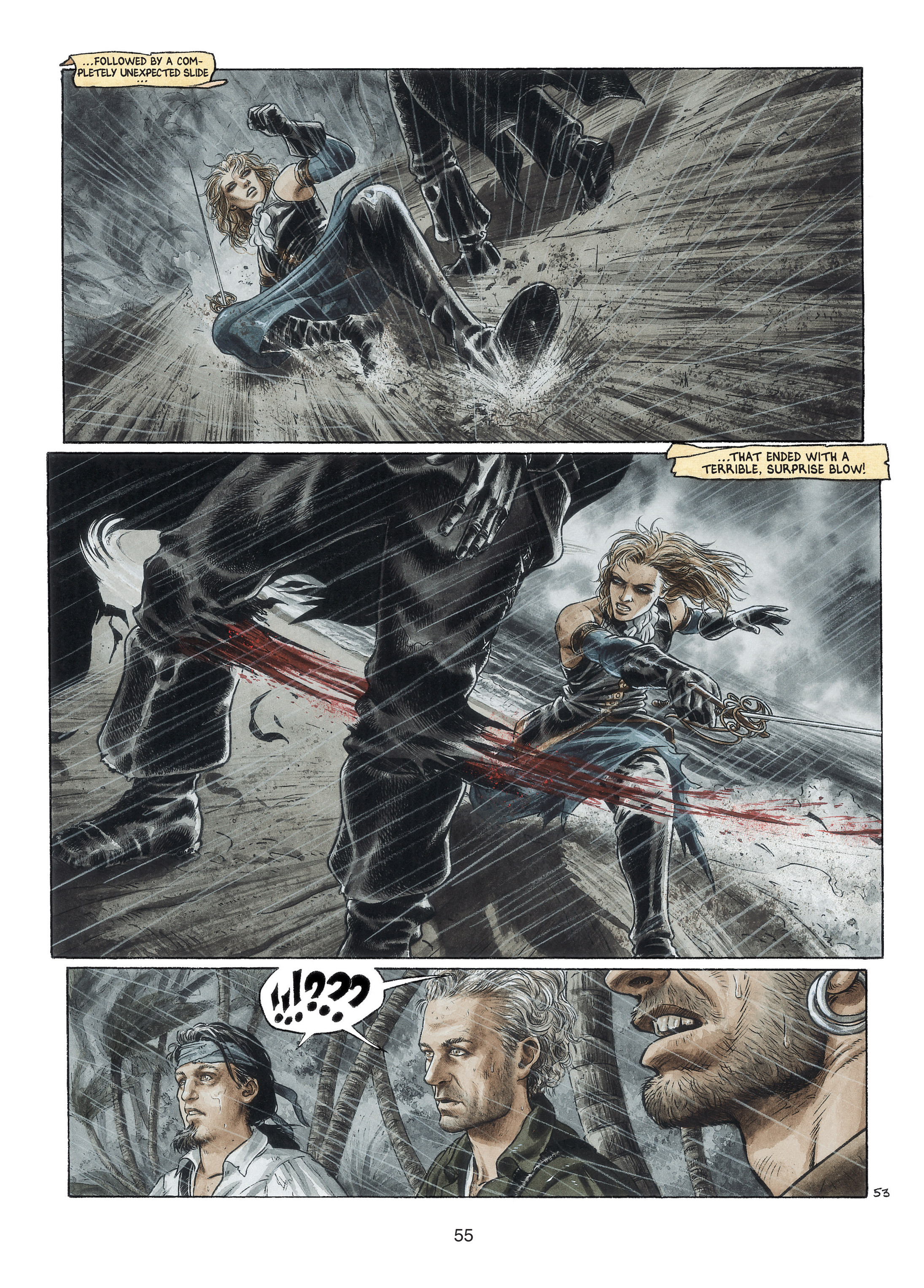 Read online Barracuda comic -  Issue #3 - 56