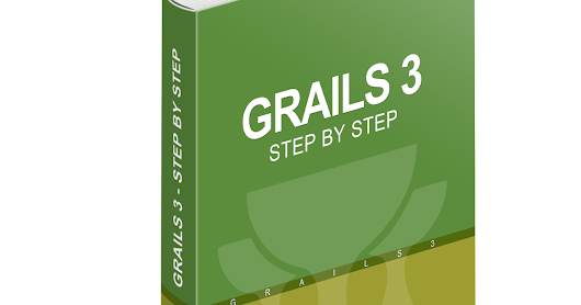 Grails 3 Book - Step by Step