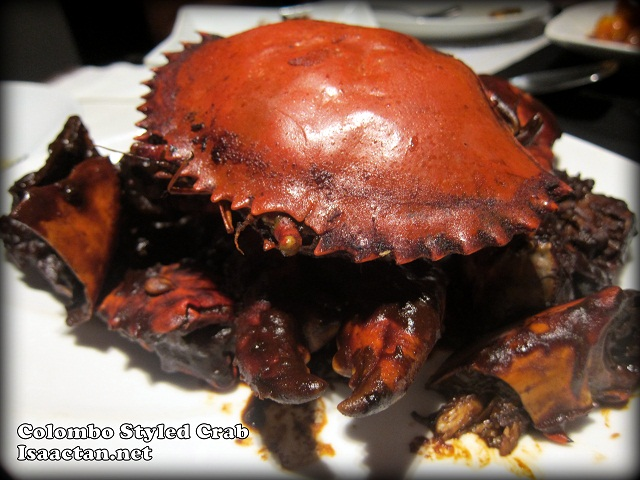 Colombo Styled Crab - RM11.90/100gm