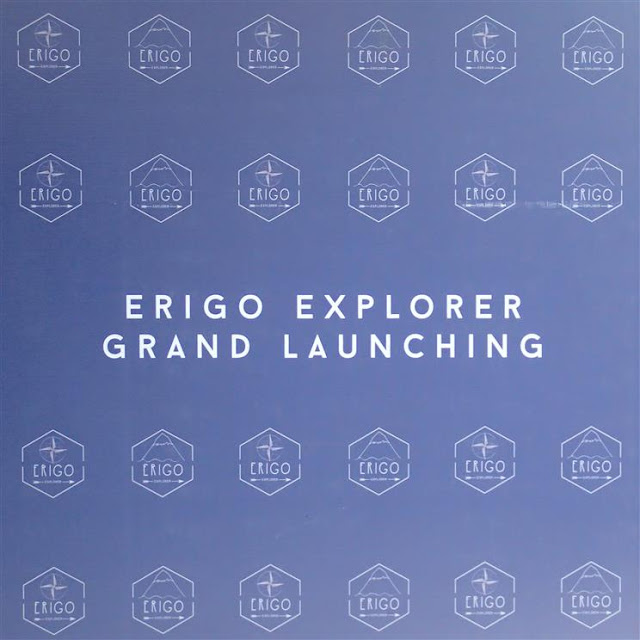 Tetap Bergaya Saat Traveling with Erigo